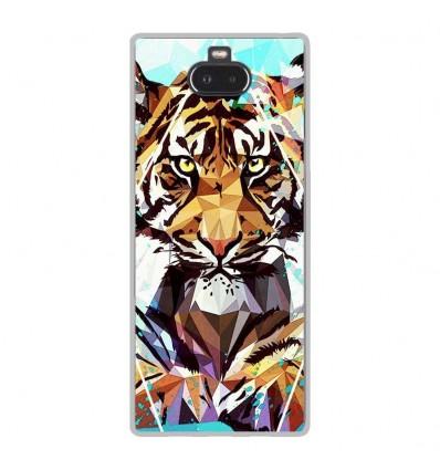 Coque en silicone Sony Xperia 10 - ML It Tiger