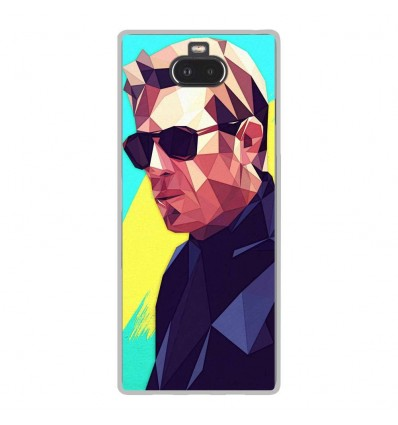 Coque en silicone Sony Xperia 10 - ML King of Cool