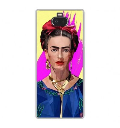 Coque en silicone Sony Xperia 10 - ML Modern Frida