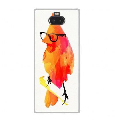 Coque en silicone Sony Xperia 10 - RF Punk Birdy