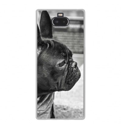 Coque en silicone Sony Xperia 10 - Bulldog