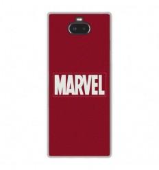 Coque en silicone Sony Xperia 10 - Marvel