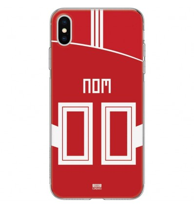 Coque Maillot foot Russie Domicile 2018/2019