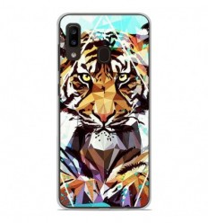 Coque en silicone Samsung Galaxy A20 / A30 - ML It Tiger
