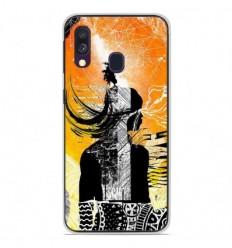 Coque en silicone Samsung Galaxy A40 - Tribe