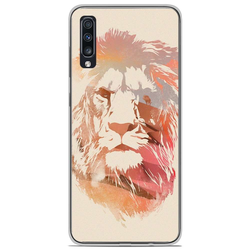 coque lion samsung galaxy a50