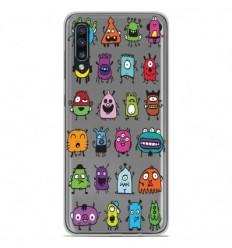 Coque en silicone Samsung Galaxy A50 - Alien