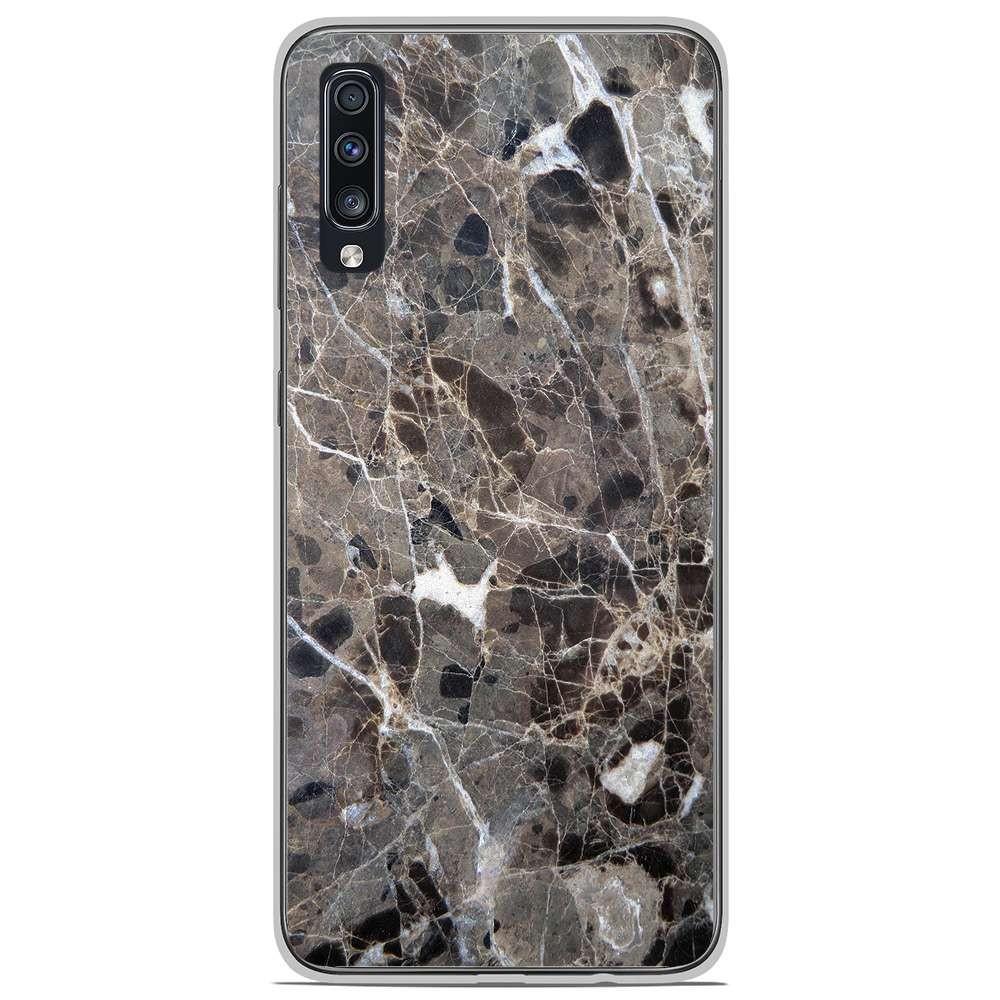 coque pour samsung a50 marbre