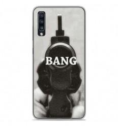 Coque en silicone Samsung Galaxy A50 - Bang