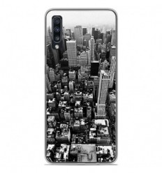 Coque en silicone Samsung Galaxy A50 - City