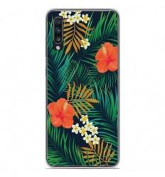 Coque en silicone Samsung Galaxy A50 - Tropical