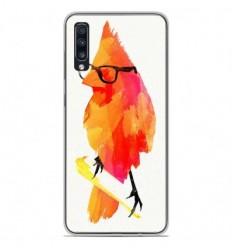 Coque en silicone Samsung Galaxy A70 - RF Punk Birdy