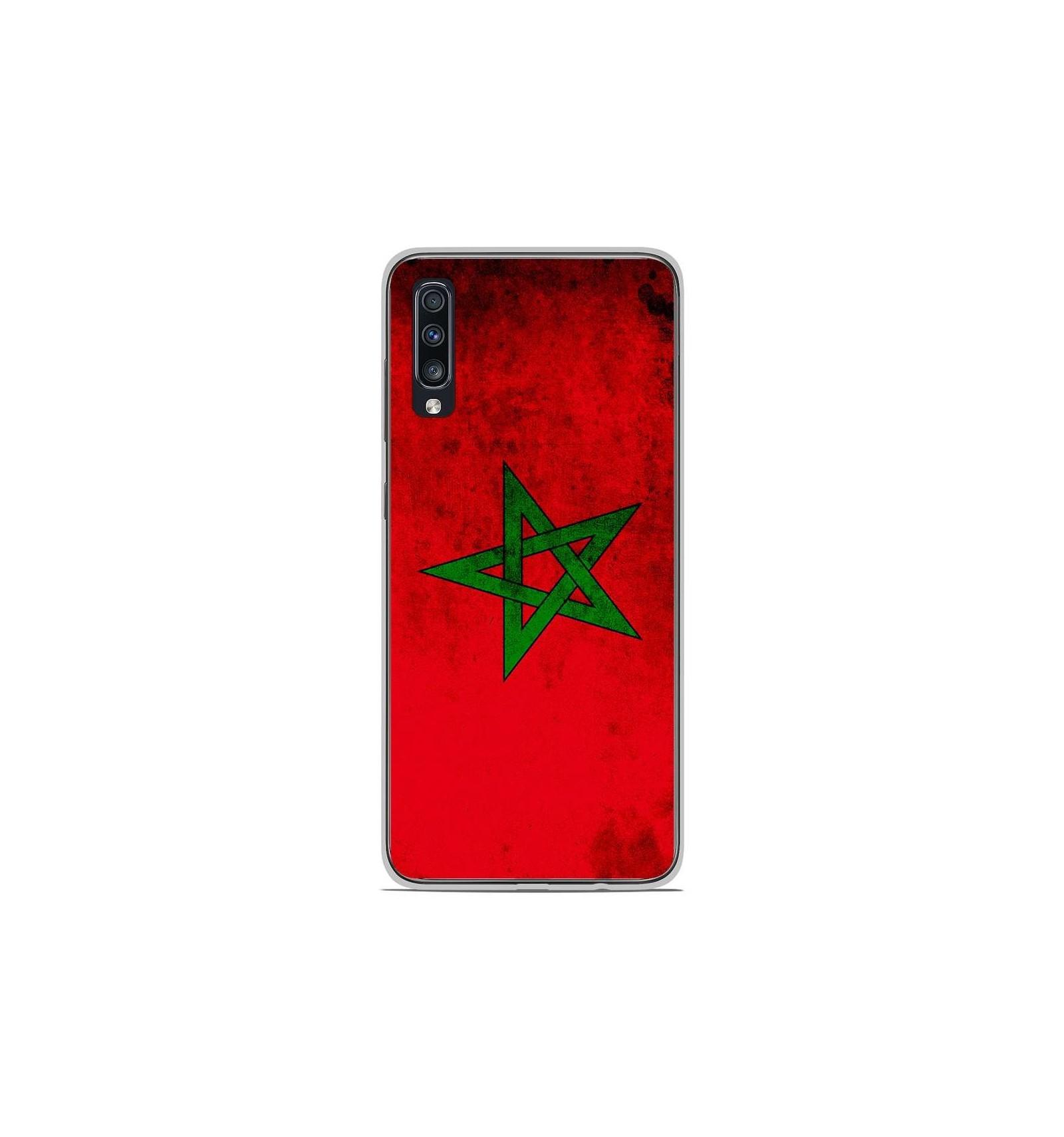 coque samsung a70 maroc