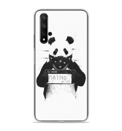 Coque en silicone Huawei Honor 20 - BS Bad Panda