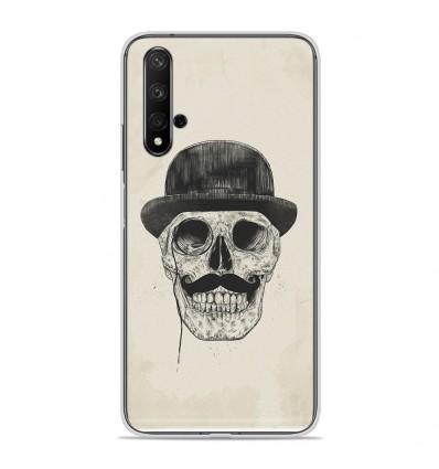 Coque en silicone Huawei Honor 20 - BS Class skull
