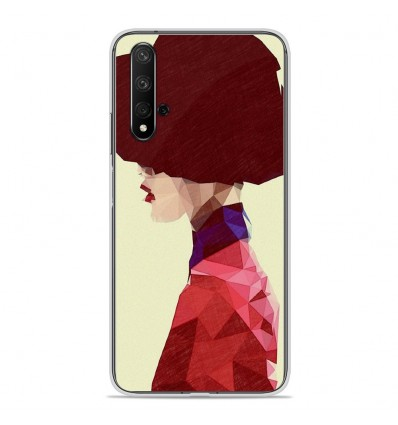 Coque en silicone Huawei Honor 20 - ML Chic Hat
