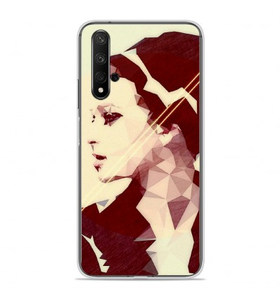 Coque en silicone Huawei Honor 20 - ML Chic Mood