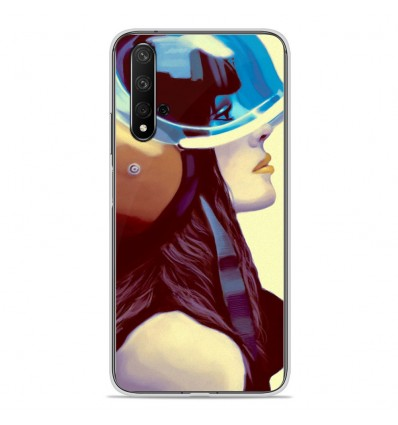 Coque en silicone Huawei Honor 20 - ML Helmetraus