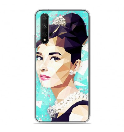 Coque en silicone Huawei Honor 20 - ML Hepburn
