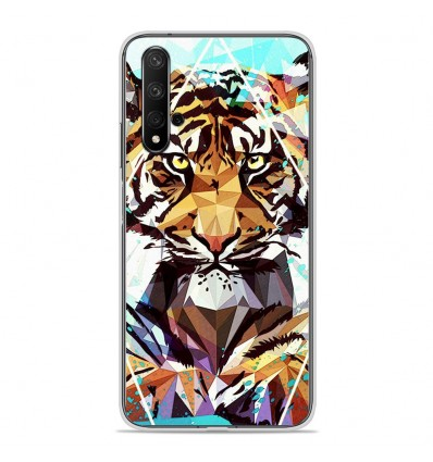 Coque en silicone Huawei Honor 20 - ML It Tiger