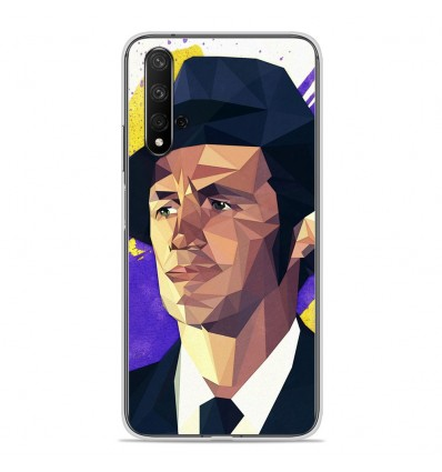 Coque en silicone Huawei Honor 20 - ML Le Belmondo