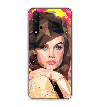 Coque en silicone Huawei Honor 20 - ML Vogue Muse