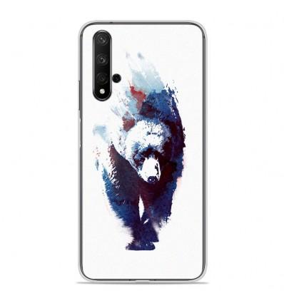Coque en silicone Huawei Honor 20 - RF Death Run