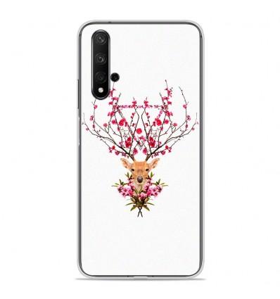 Coque en silicone Huawei Honor 20 - RF Spring deer