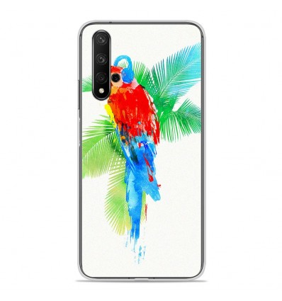Coque en silicone Huawei Honor 20 - RF Tropical party