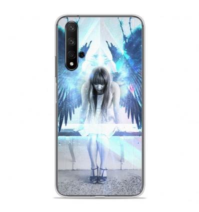 Coque en silicone Huawei Honor 20 - Angel