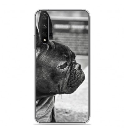 Coque en silicone Huawei Honor 20 - Bulldog