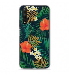 Coque en silicone Huawei Honor 20 - Tropical