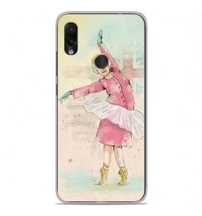 Coque en silicone Xiaomi Redmi Note 7 / Note 7 Pro - BS Dancing Queen