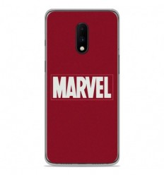 Coque en silicone OnePlus 7 - Marvel