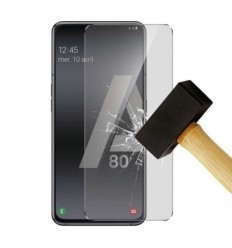 Film verre trempé - Samsung Galaxy A80/A90 protection écran
