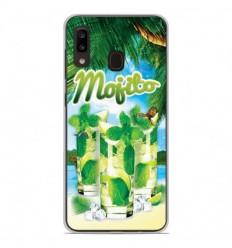 Coque en silicone Samsung Galaxy A20e - Mojito Plage