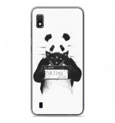 Coque en silicone Samsung Galaxy A10 - BS Bad Panda