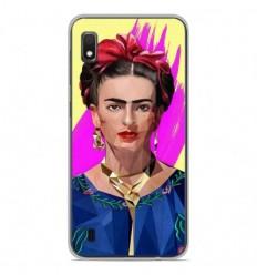 Coque en silicone Samsung Galaxy A10 - ML Modern Frida