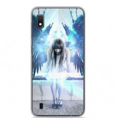 Coque en silicone Samsung Galaxy A10 - Angel