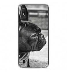 Coque en silicone Samsung Galaxy A10 - Bulldog