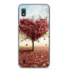 Coque en silicone Samsung Galaxy A10 - Arbre Love
