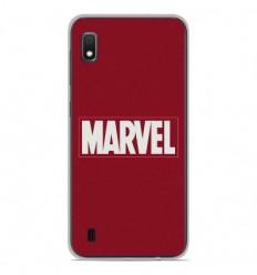 Coque en silicone Samsung Galaxy A10 - Marvel