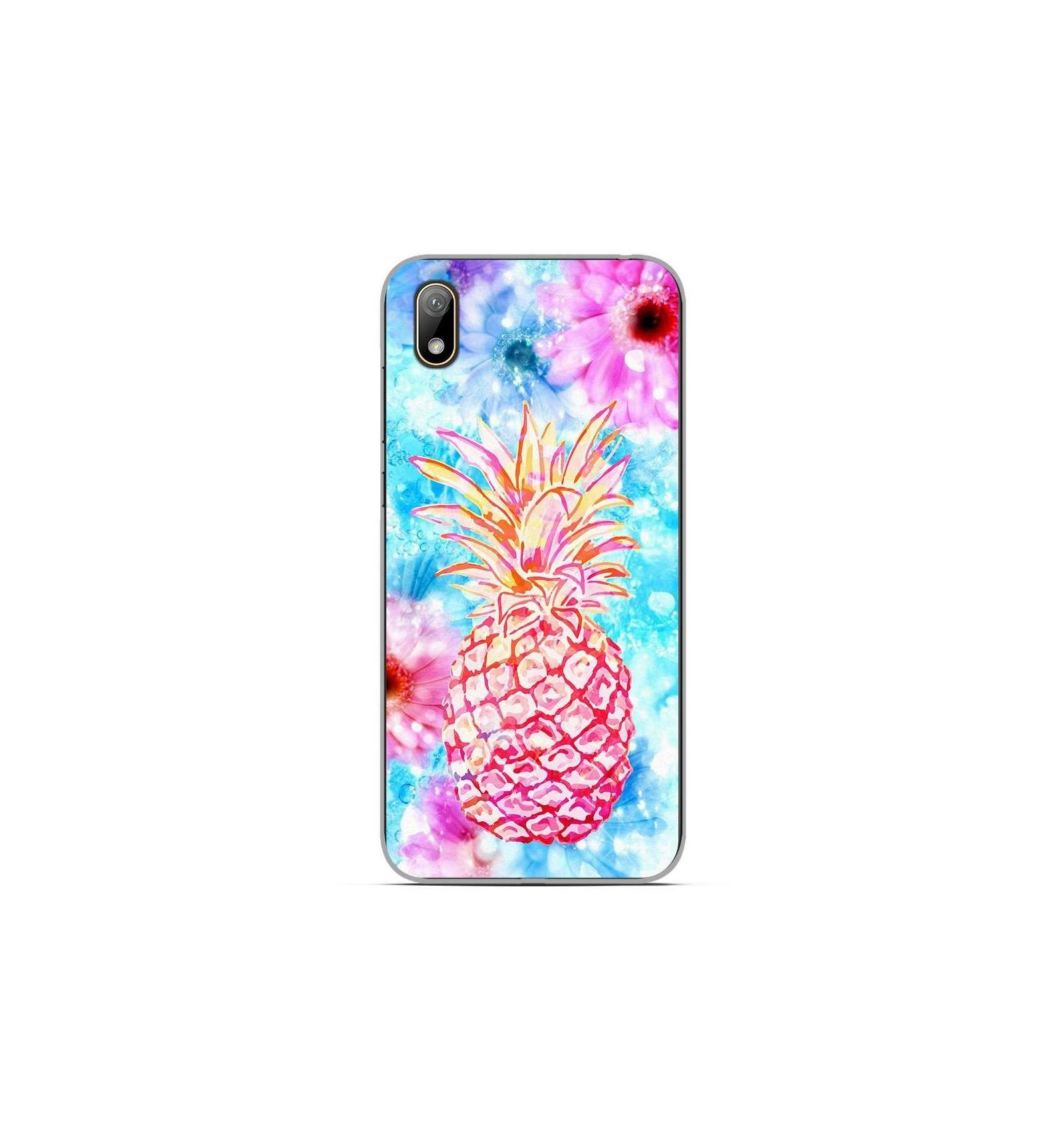Coque en silicone Huawei Y5 2019 - Ananas