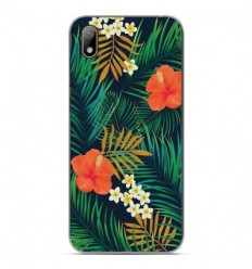 Coque en silicone Huawei Y5 2019 - Tropical