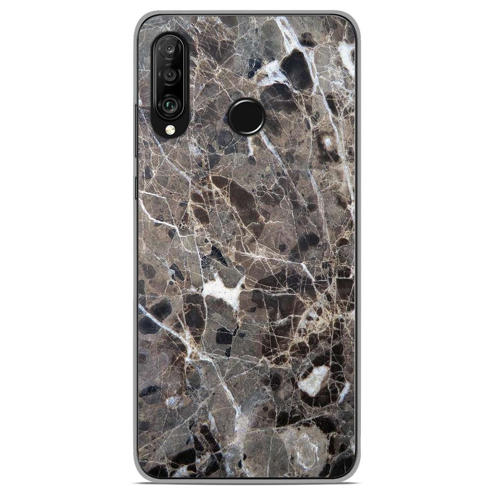 coque marbre huawei p30 pro