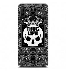 Coque en silicone Huawei P30 Lite - Thuglife