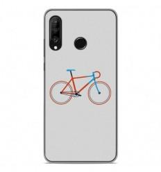 Coque en silicone Huawei P30 Lite - Bike color Hipster