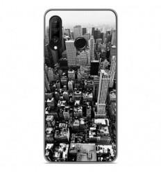 Coque en silicone Huawei P30 Lite - City