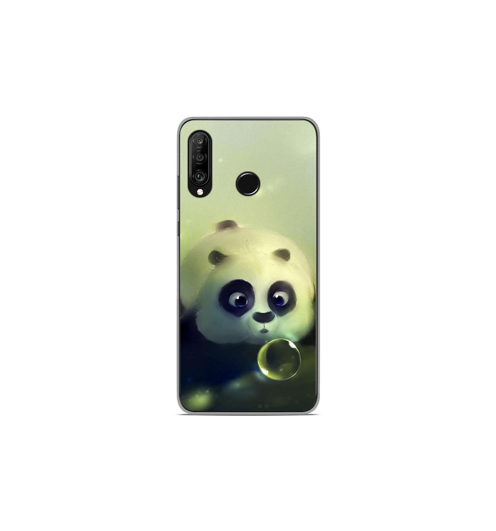 coque huawei p30 pro panda