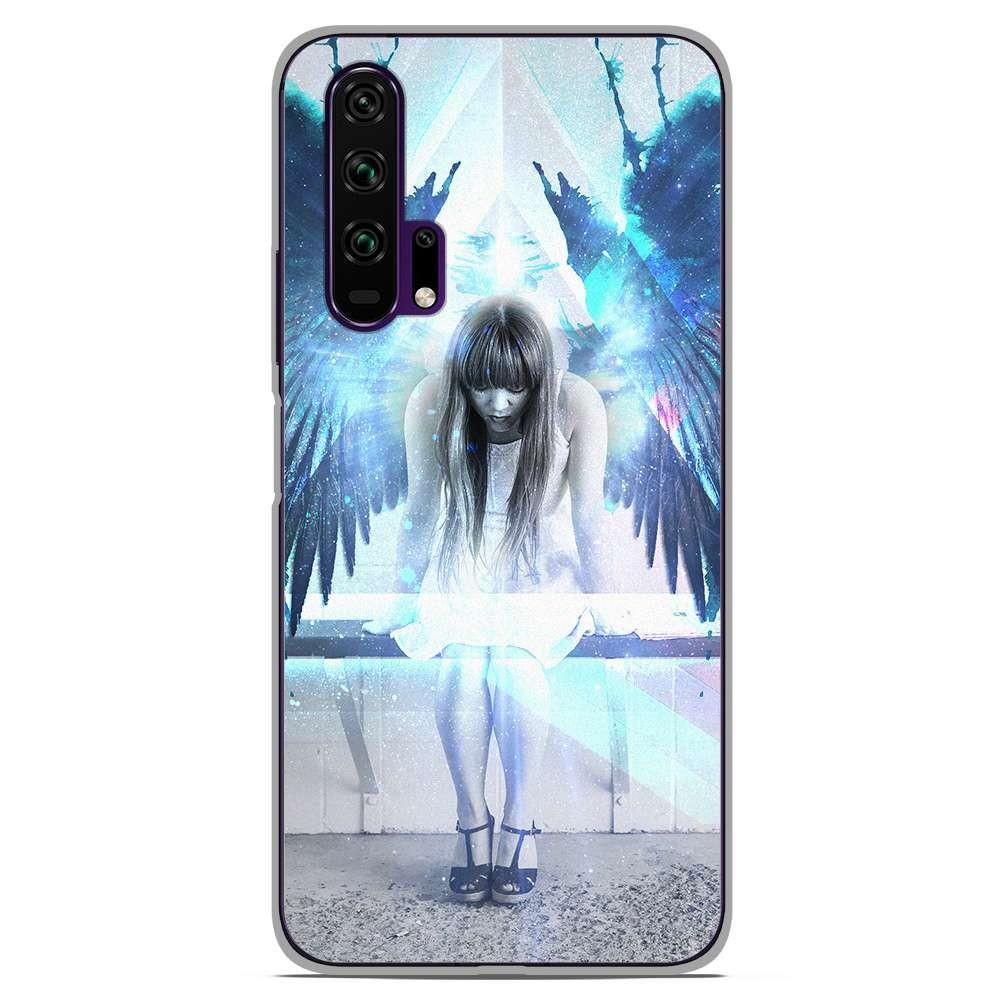 Coque en silicone Huawei Honor 20 Pro - Angel